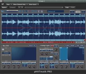 pHATmatik PRO - audio choppage at it's easiest
