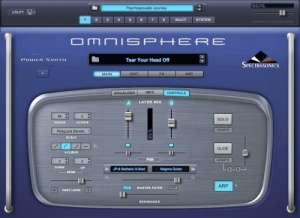 Omnisphere - bigger than yo' mamma